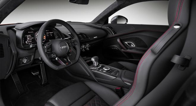 Audi R8 2018 Philippines Interior