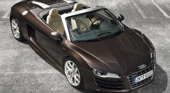 Audi R8 Spyder 2018 Philippines Convertible