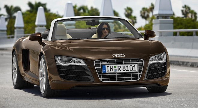 Audi R8 Spyder 2018 Philippines Luxury Sports Car