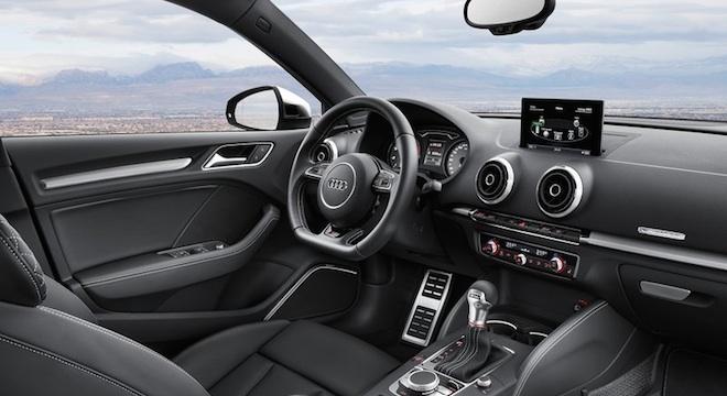 Audi S3 2018 Philippines Interior