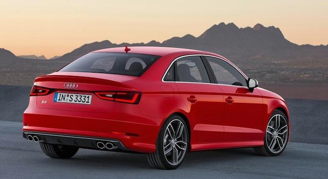 Audi S3 2018 Philippines Rear