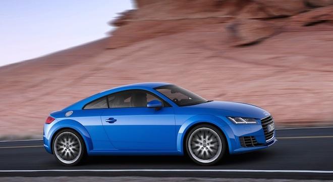 Audi TT 2018 Philippines Blue