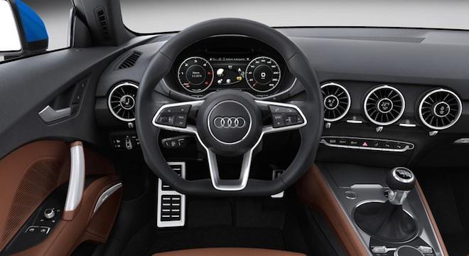 Audi TT 2018 Philippines Interior