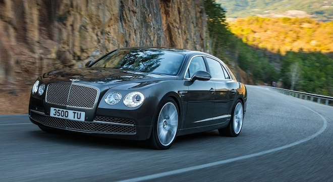 Bentley Flying Spur 2018