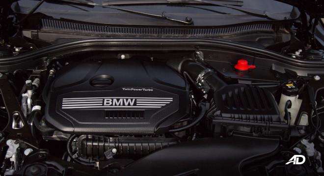 BMW 2 Series Gran Coupé Philippines 1.5-Liter 3 Cylinder engine