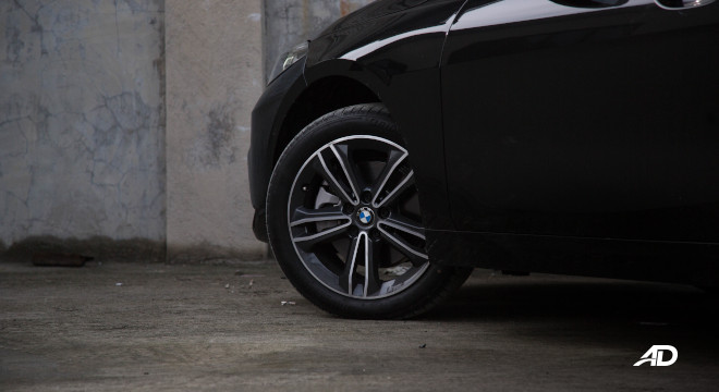 BMW 2 Series Gran Coupé Philippines 17-inch wheels
