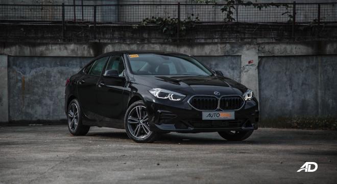 BMW 2 Series Gran Coupé Philippines Exterior Front Quarter Black