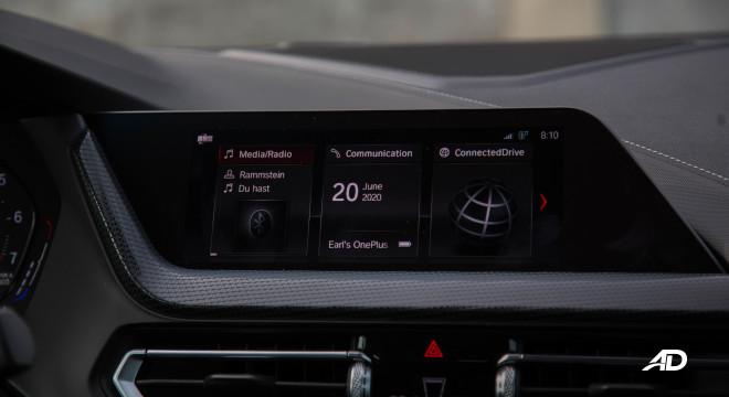 BMW 2 Series Gran Coupé Philippines infotainment