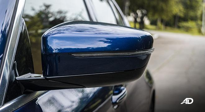 BMW 5 series 520i Luxury side mirror exterior