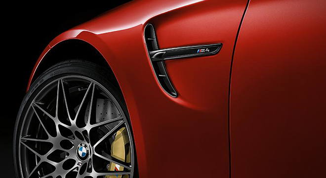 BMW M4 COUPE 2018 detail