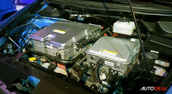 BYD E6 2018 engine