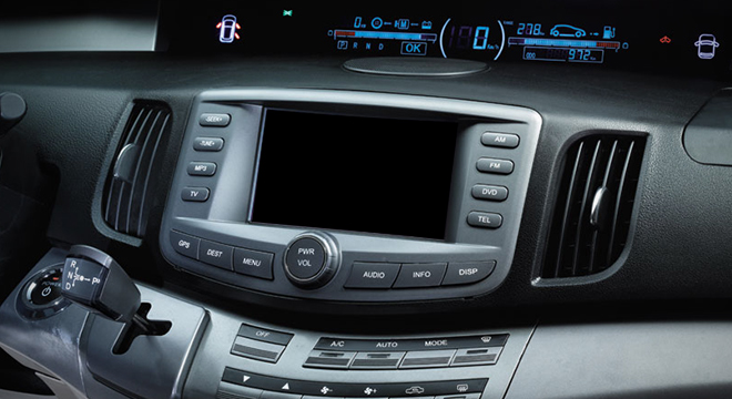 BYD E6 2018 Head Unit