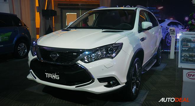 BYD Tang 2018