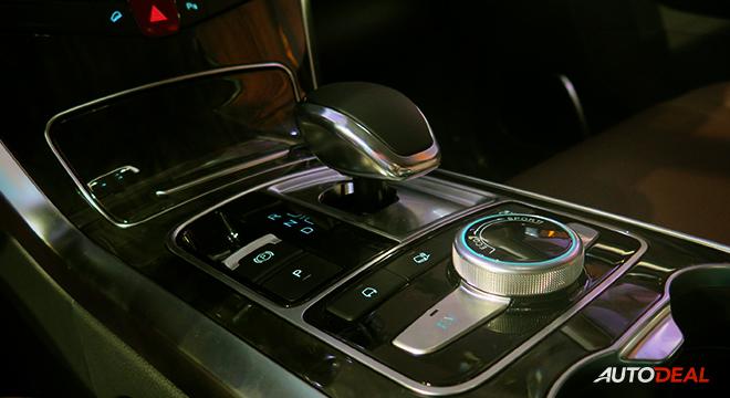 BYD Tang 2018 shift knob