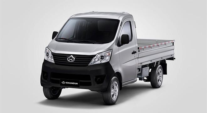 changan Star truck cargo bed