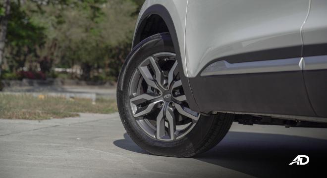 Chery Tiggo 5X Philippines Exterior 17-inch wheels