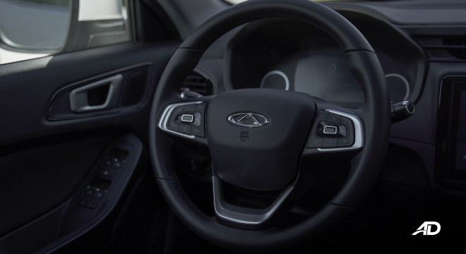 Chery Tiggo 5X Philippines Steering Wheel