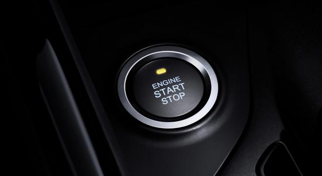 Chery Tiggo 8 Push Start Button