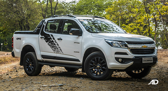 Chevrolet Colorado 2 8 4x4 At Ltz 2020 Philippines Price Specs Autodeal
