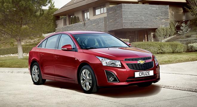Chevrolet Cruze 2018 brand new