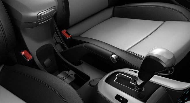 Chevrolet Cruze 2018 interior