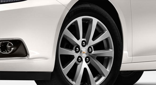 Chevrolet Malibu 2018 wheel