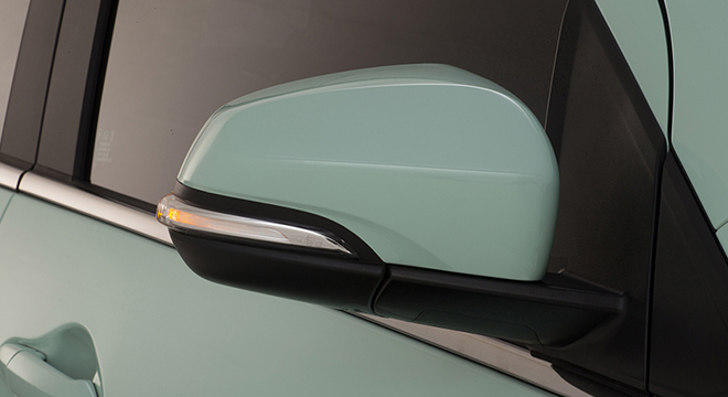 Chevrolet Spark 2018 side mirror