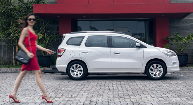 Chevrolet Spin 2019 Philippines Price Specs Autodeal