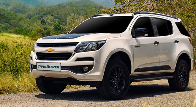 Chevrolet Trailblazer 2018 brand new
