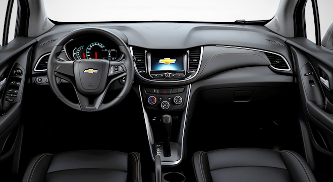 Great Chevrolet Trax 2018 Interior Amazing Pictures