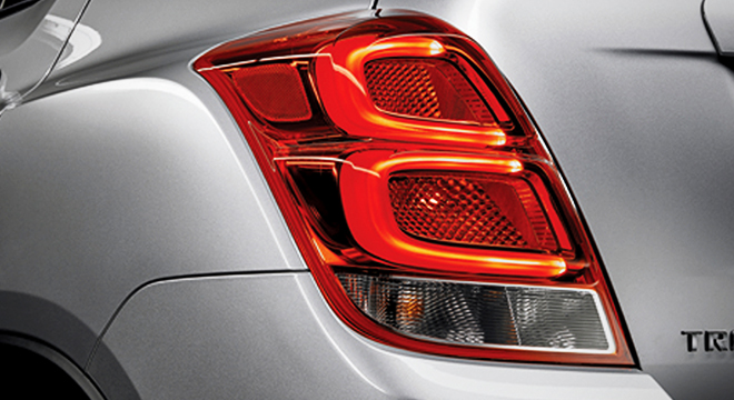 Chevrolet Trax 2018 tail light