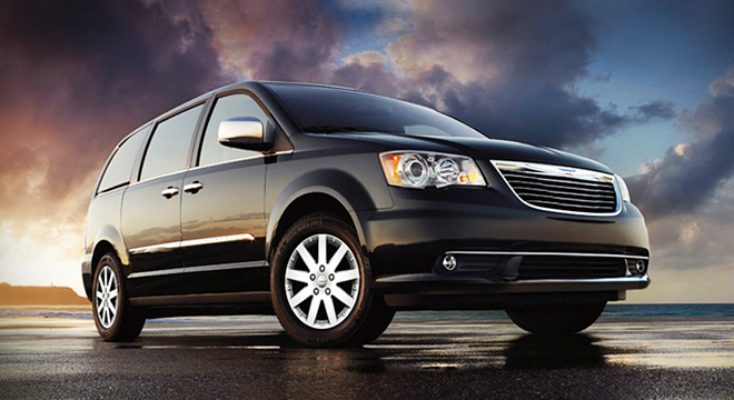 Chrysler Town & Country 2018 brand new Philippines