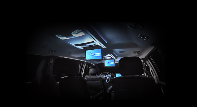 Chrysler Town & Country Philippines 2018 interior monitors