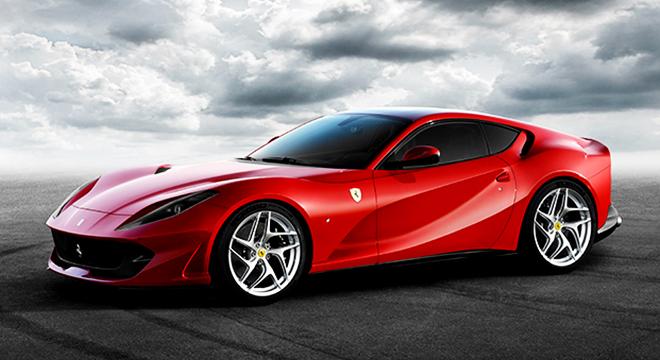 Ferrari 812 Superfast 2018 brand new