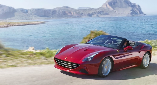 Ferrari California 2018 convertible