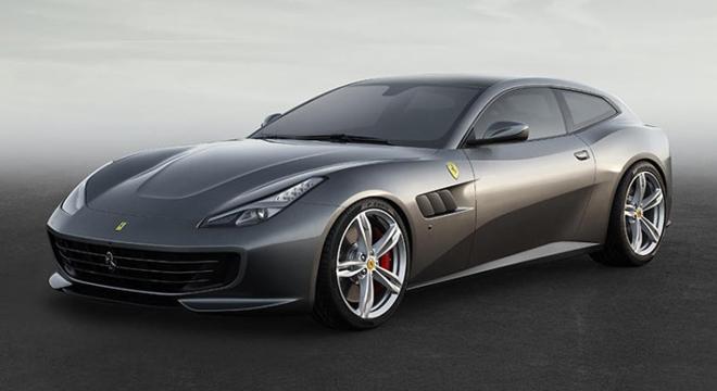 Ferrari GTC4Lusso 2018 brand new