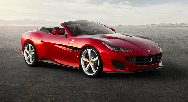 Ferrari Portofino 2019