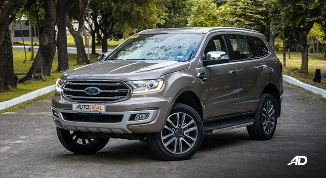 ford everest review road test front beauty exterior philippines