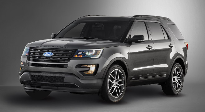 Ford Explorer Sport Used Car