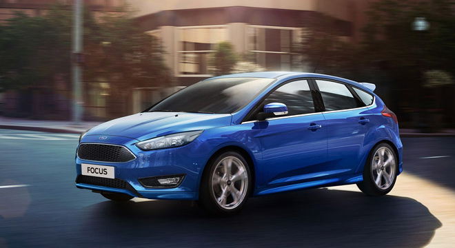 Ford Focus Hatchback 2018
