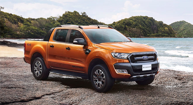 ford ranger 2018 philippines price specs autodeal. Black Bedroom Furniture Sets. Home Design Ideas