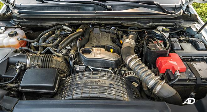 ford ranger raptor engine philippines
