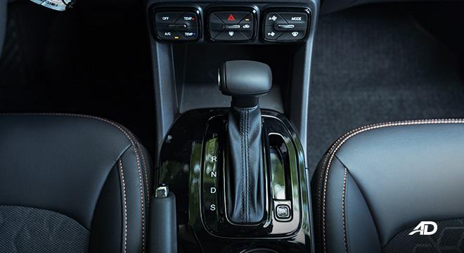 gac gs3 road test 1.5 gear lever interior philippines