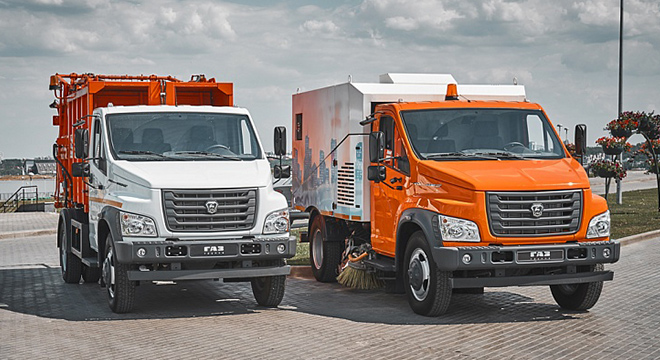 GAZ Gazon Next 2018 Philippines trucks