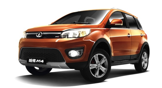 Great Wall Haval M4 2018 Philippines