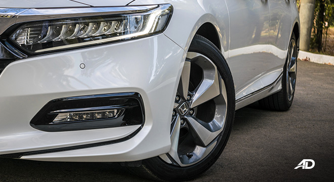 honda accord review road test alloy wheels exterior philippines