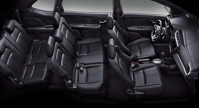 Honda BR-V 2018 interior
