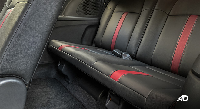 honda br-v road test review third row seats interior philippines