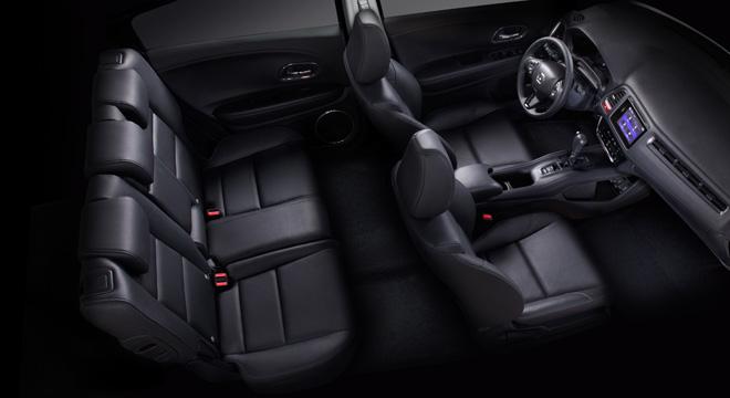 Honda HR-V 2018 cabin