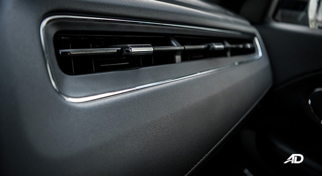 honda hr-v review road test aircon vents interior philippines